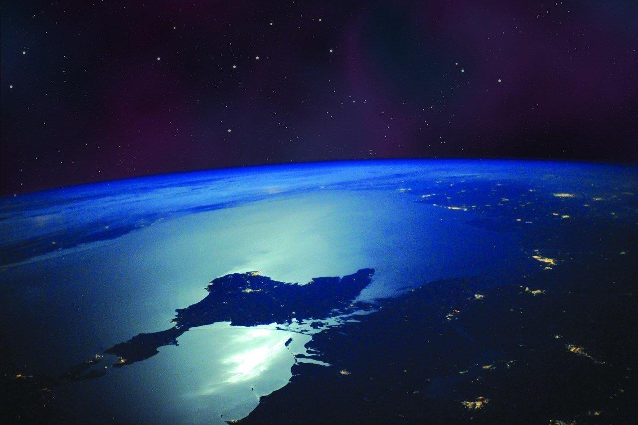 фотографии дна черного моря с орбиты
