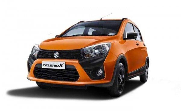 В Индии представили новый кросс-хэтчбек Suzuki Сelerio X