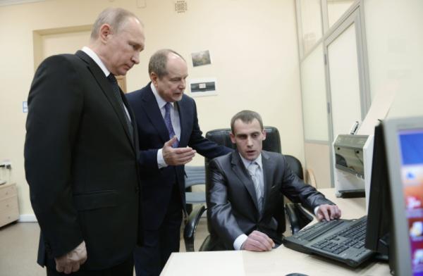 Путину рассказали, как чиновники