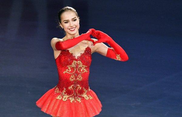 Фигуристка Загитова заявила о желании выступить на Олимпиаде-2018