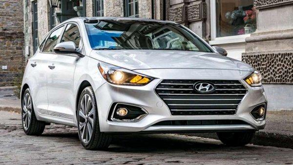 Рассекречен хэтчбек Hyundai Solaris нового поколения