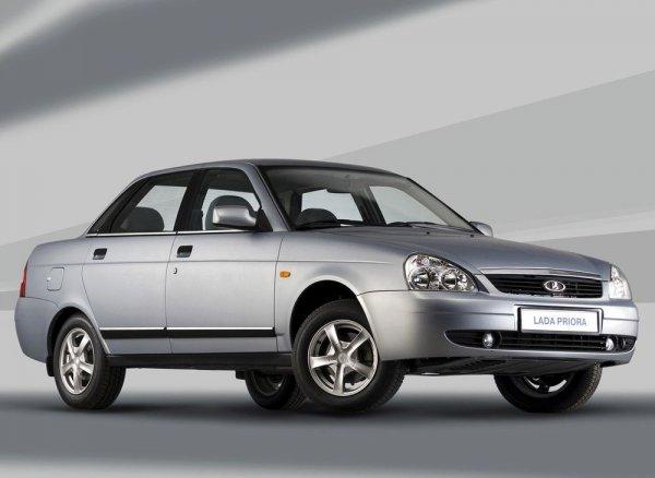 LADA Priora стала лидером ТОП-10 самых популярных авто на вторичном рынке в СКФО