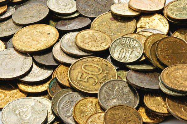 Центробанк рекомендует россиянам сдавать монеты