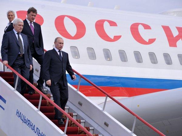Путин прибыл в Анкару с целью переговоров с Эрдоганом