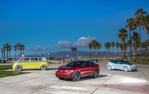 Volkswagen планирует производить электрокары на заводе в США