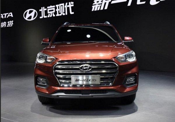 Кроссовер Hyundai ix35 пользуется ажиотажным спросом в Китае