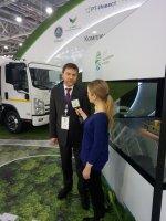 «Экотех17»: «РТ-Инвест» провел голографическую презентацию высокотехнологичных заводов по переработке отходов в энергию