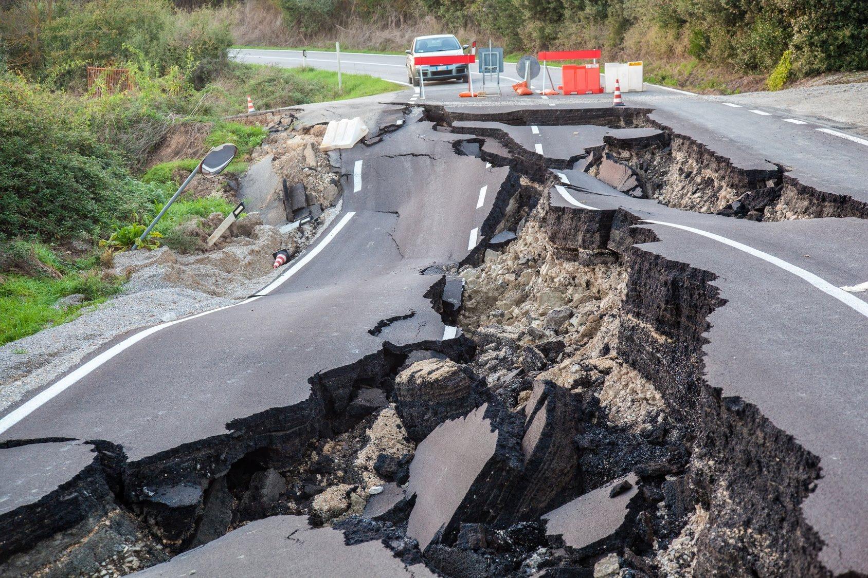 Рисунки, картинки о землетрясениях