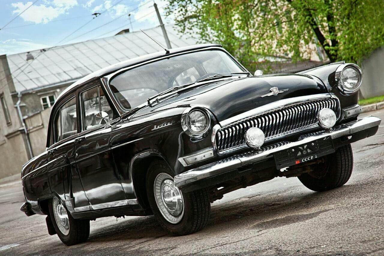 Картинки советских автомобилей