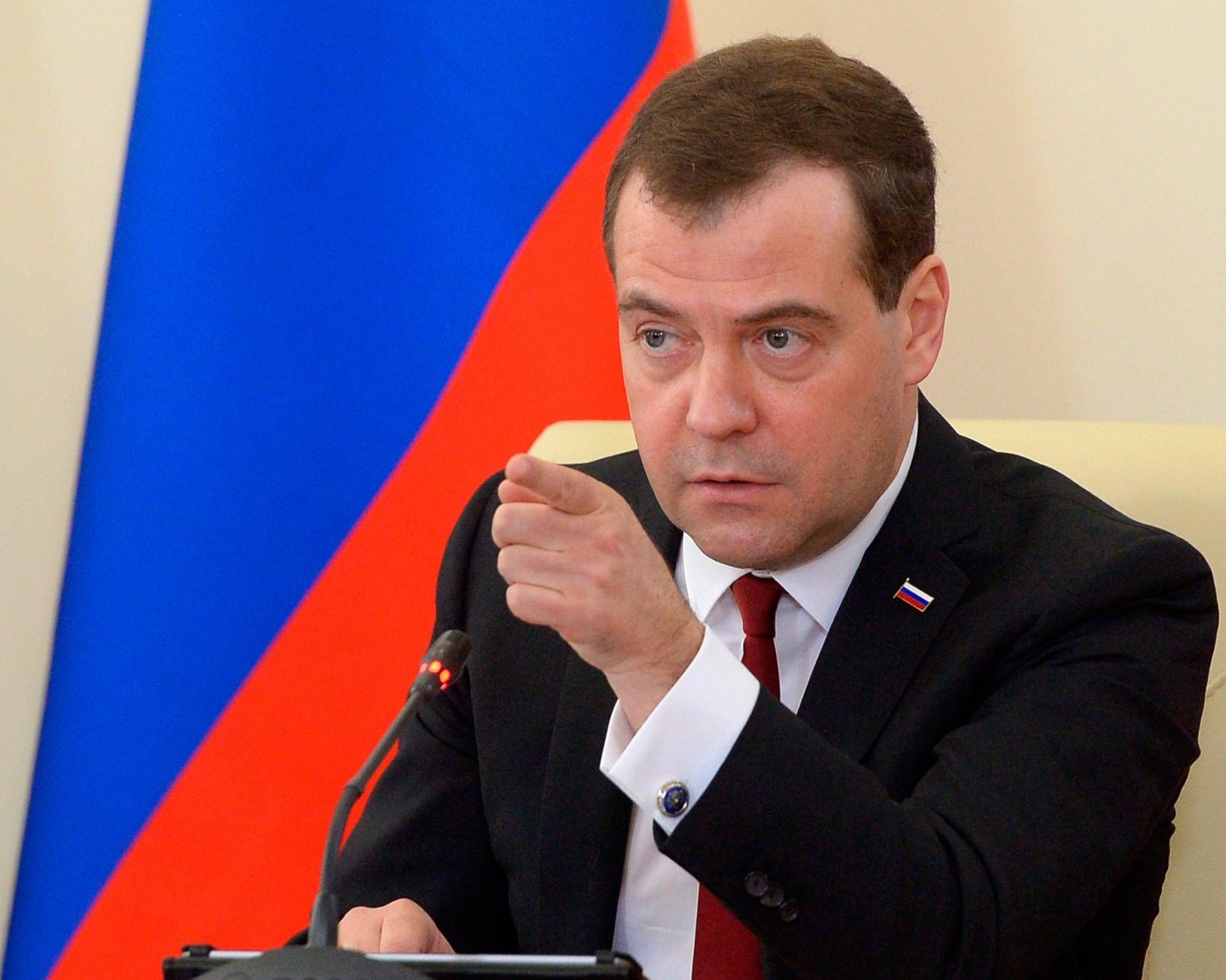 Премьер-министра РФ Дмитрия Медведева ждут в Чите