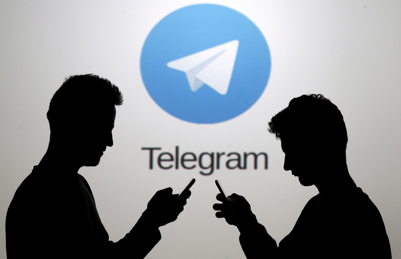 История телеграм