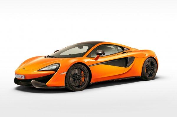 McLaren не собирается строить кроссовер
