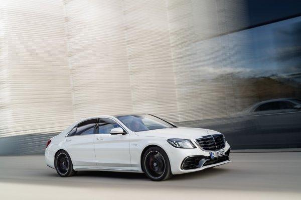 Новый Mercedes-Benz S-Class в 2020 году получит третий уровень автономности