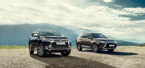 В России поднялись цены на две модели Mitsubishi