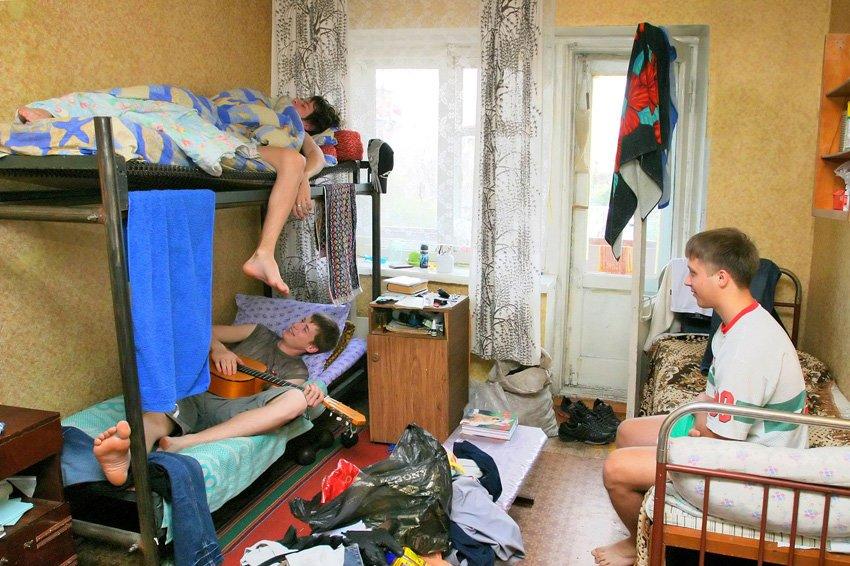 как поселиться в общежитие