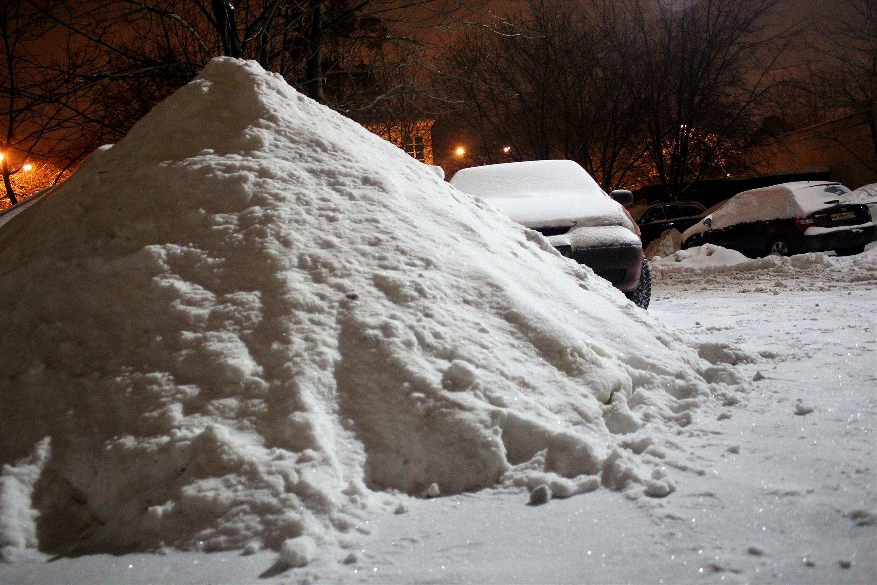 картинки много снега в городе заре карьеры