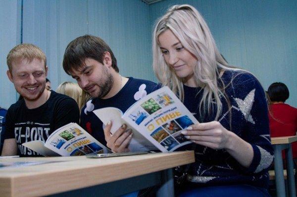 В нескольких городах РФ «Балтика» провела для студентов День открытых дверей