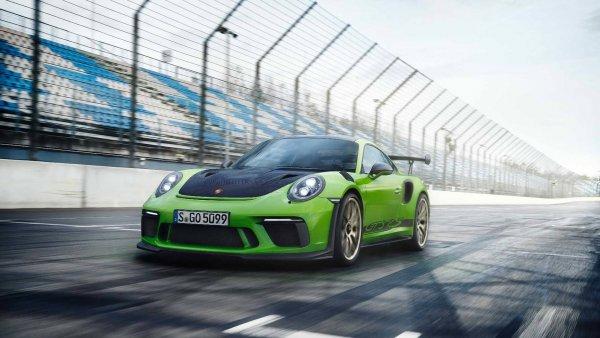 Состоялась официальная премьера спорткара Porsche 911 GT3 RS