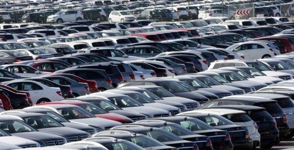 Представлен ТОП-10 самых выставляемых на продажу автомобилей в январе