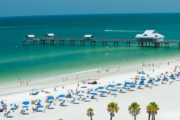 Назван лучший пляж для отдыха в США