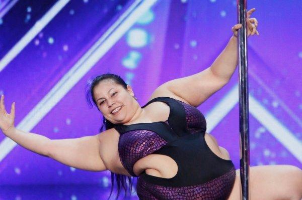 Лена Миро призвала полных людей голодать и не танцевать