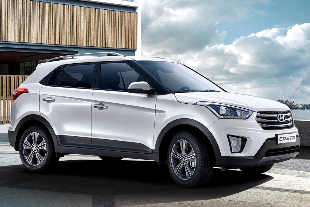 Порезультатам февраля Хендай Creta возглавил рейтинг самых известных SUV