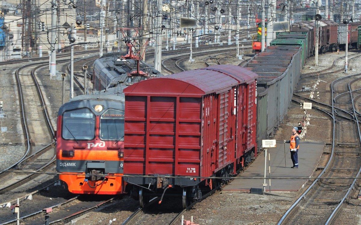 ВСаратовской области поезд насмерть сбил пенсионера