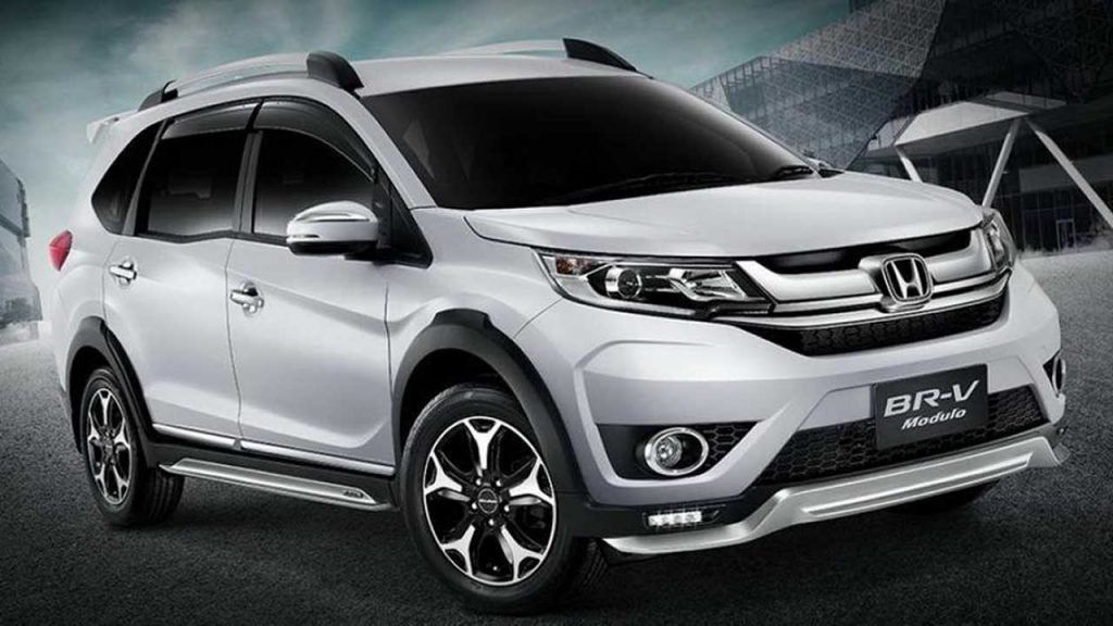 Трехрядную версию кроссовера Honda BR-V будут продавать по всему миру