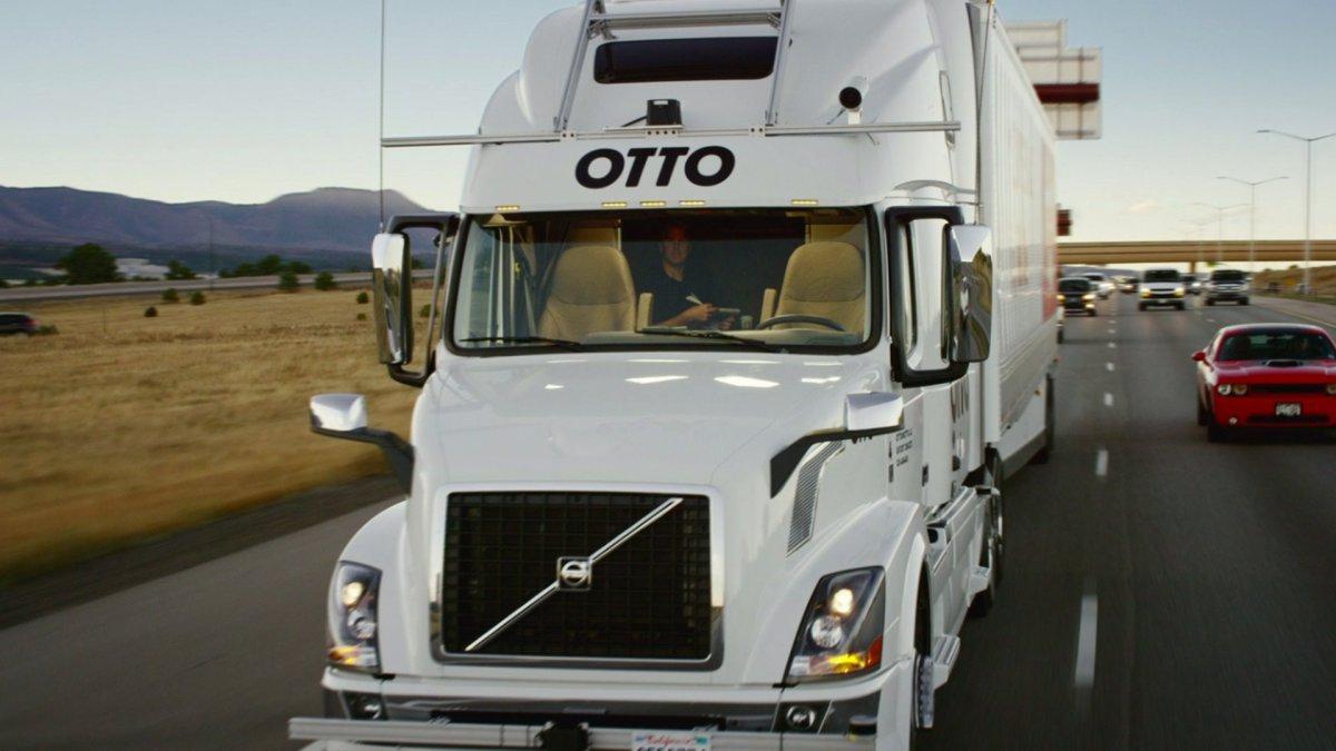Сооснователь Mail.Ru Group инвестировал вразработку беспилотных фургонов