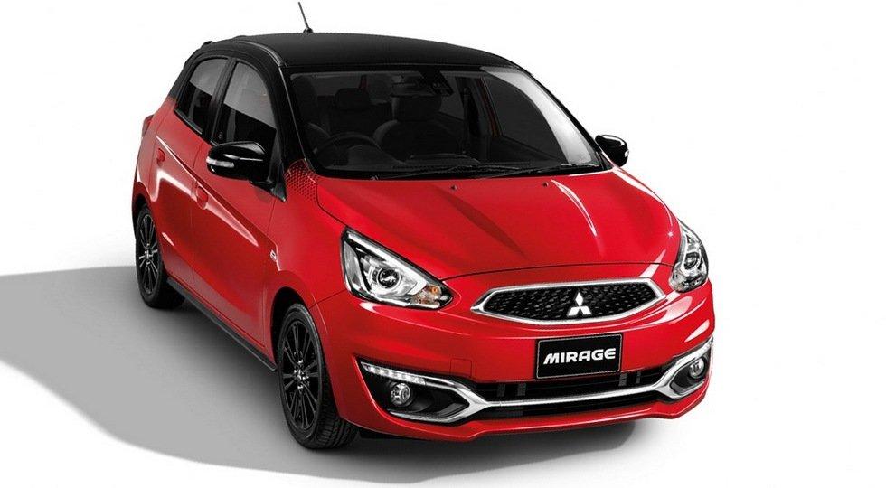Мицубиши предложит бюджетный хэтчбек Mirage в новейшей версии