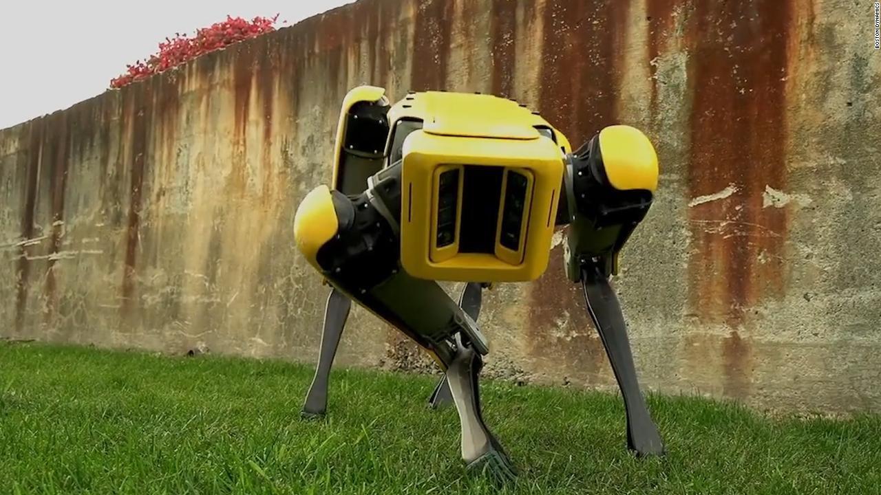 Винтернете появилось видео «захвата» Земли роботами