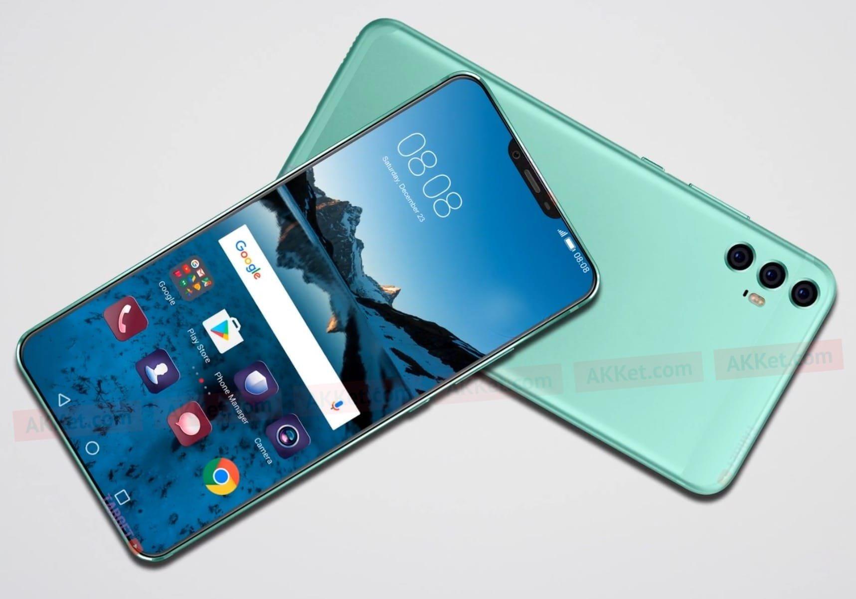 Huawei P20 появился вбенчмарке Geekbench