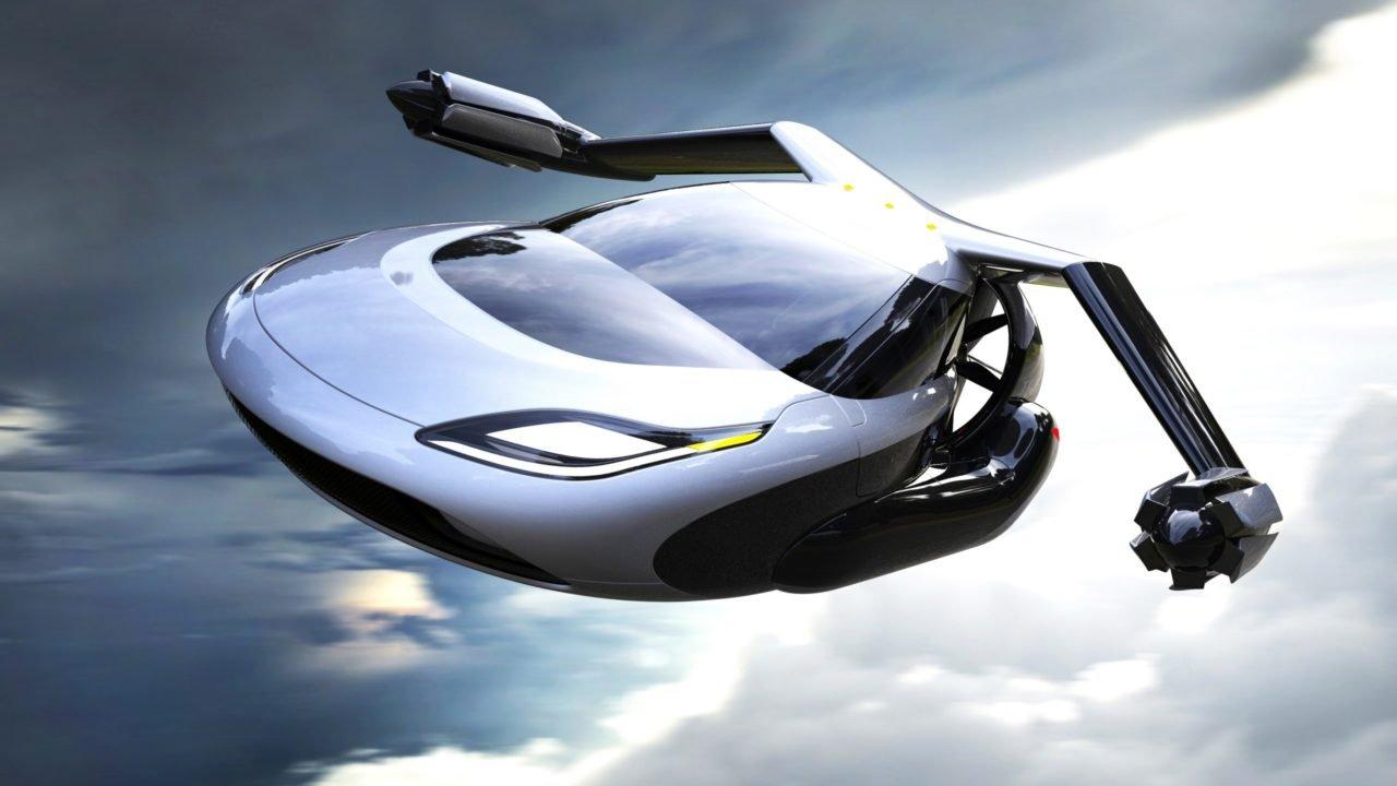 Япония представит первое летающее авто к2020-му году
