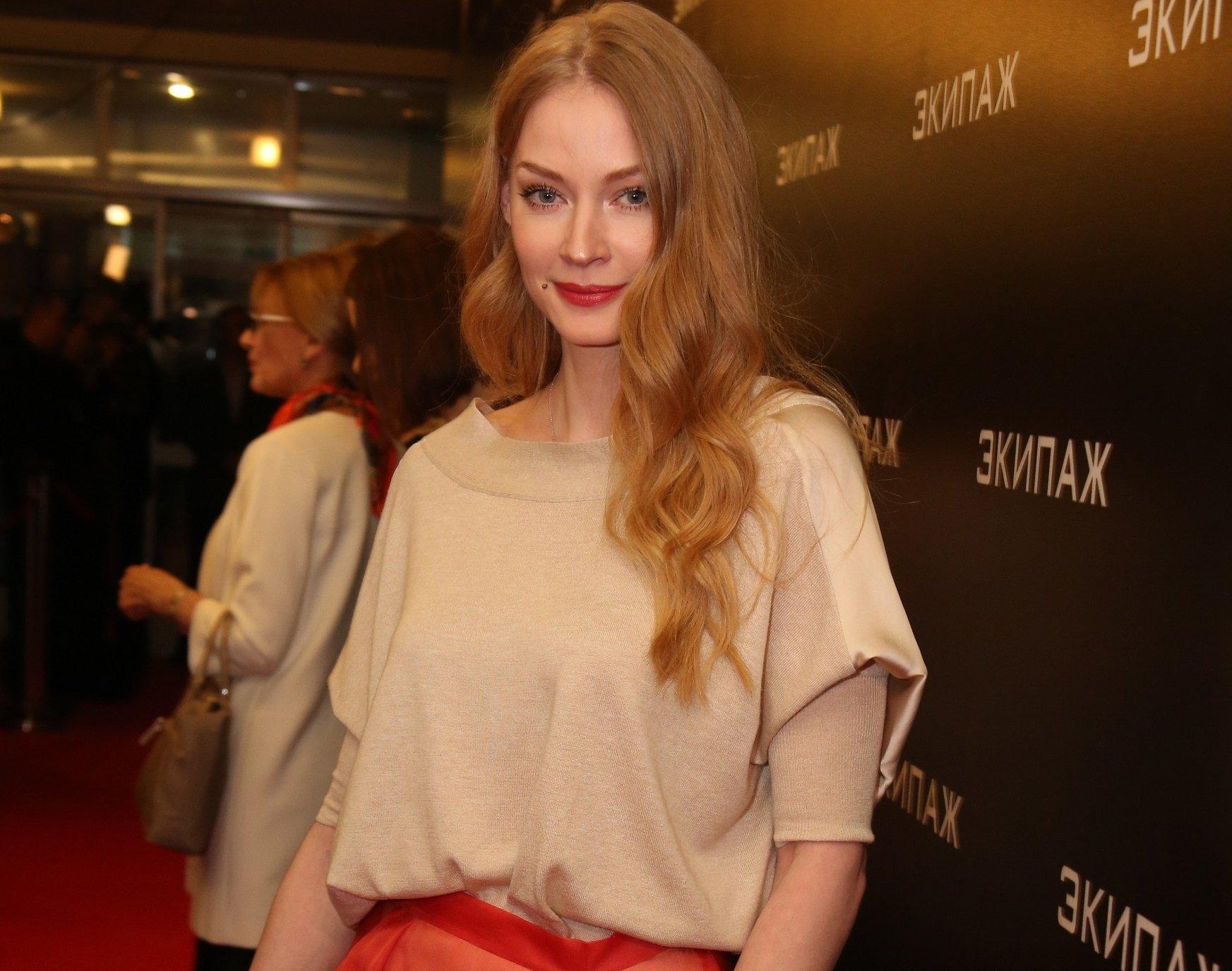 35-летняя Ходченкова выходит замуж&nbsp