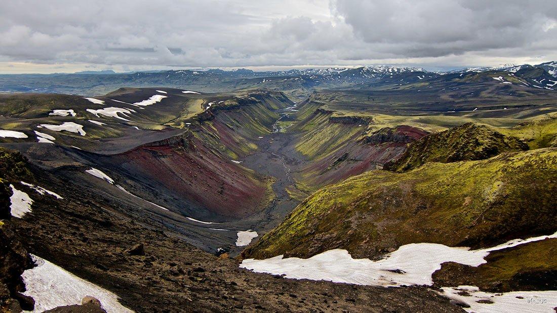 Обращение Исландии вхристианство могло быть связано сизвержением вулкана