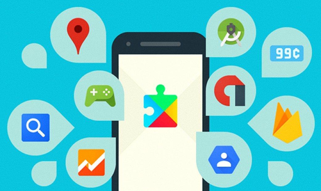 В магазине Google Play для Android появилась восхитительная новая функция