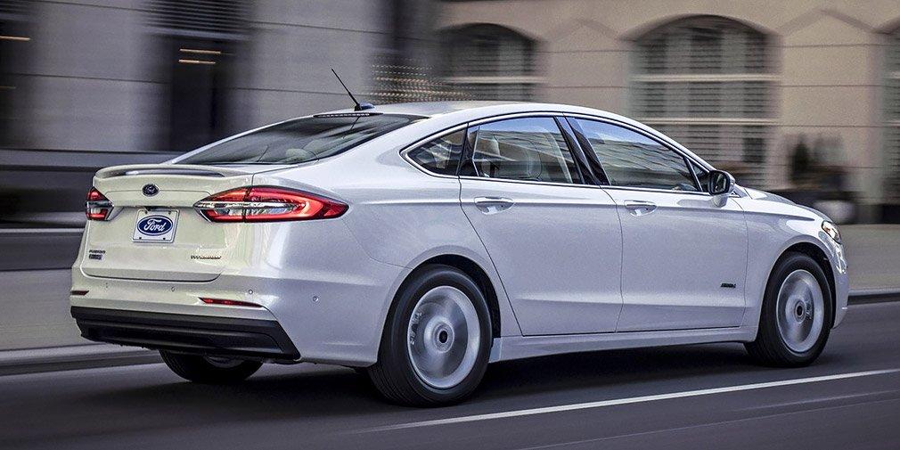 Форд представил обновлённый Mondeo&nbsp— «Посвежевший» седан