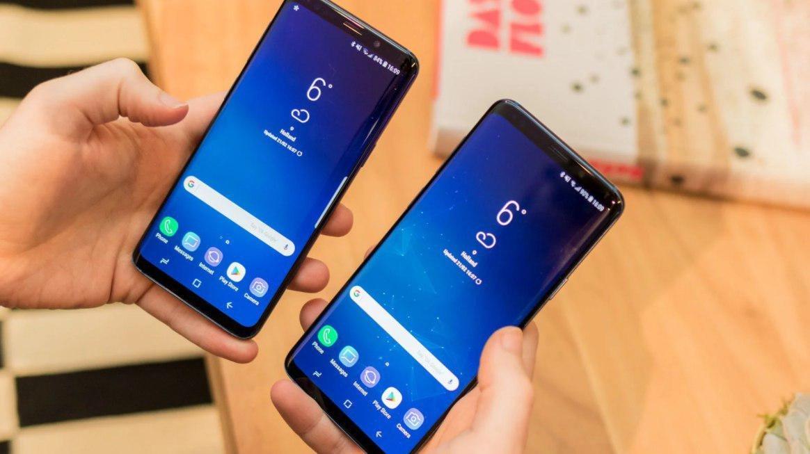 Некоторые владельцы смартфонов Samsung Galaxy S9 и S9+ сообщают о проблемах с экраном