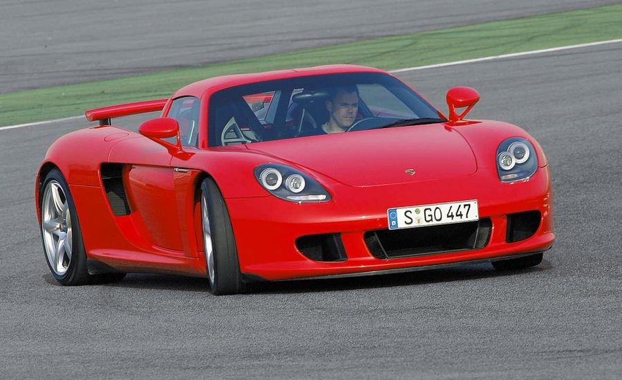 Пятерка самых динамичных спорткаров от Porsche
