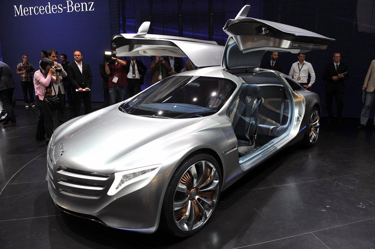 Mercedes продемонстрировал ТОП-5 актуальных насегодняшний день технологий компании