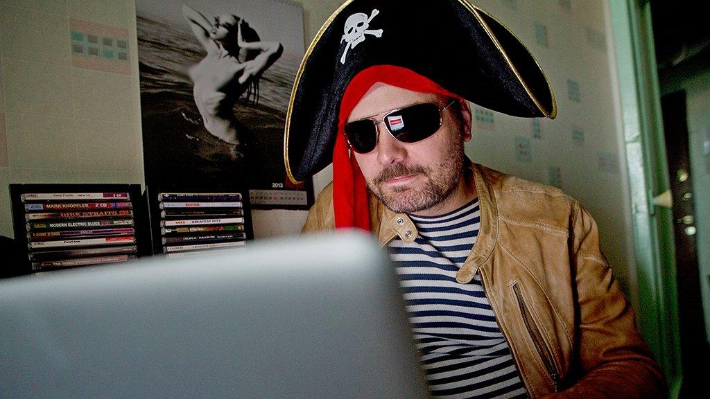 2-ая страна вмире попотреблению пиратского контента