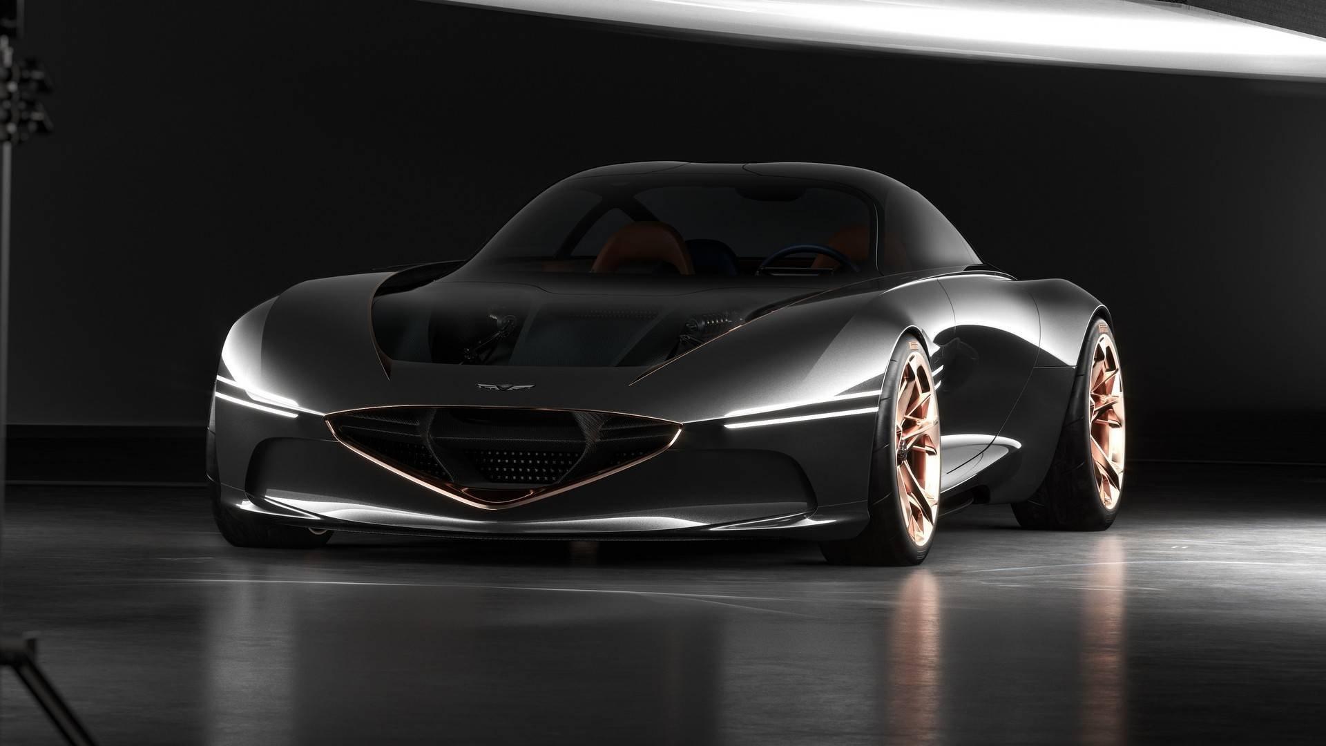 Genesis показала новейшую версию концептуальной модели купе Essentia