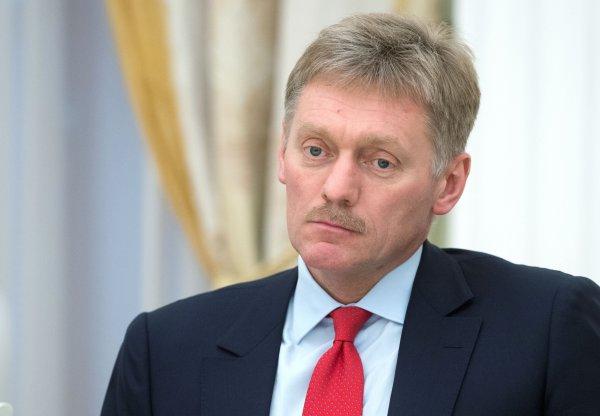 Песков не смог прокомментировать отравление экс-офицера ГРУ Скрипаля