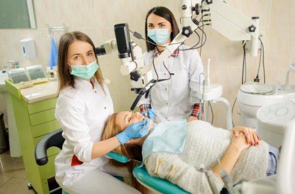 В клинике «32 Дент» выполняется операция вестибулопластики