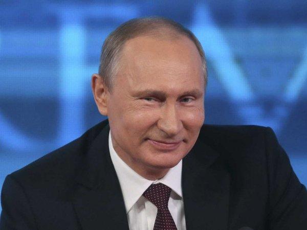 Путин заявил об отказе участия России в гонке вооружений