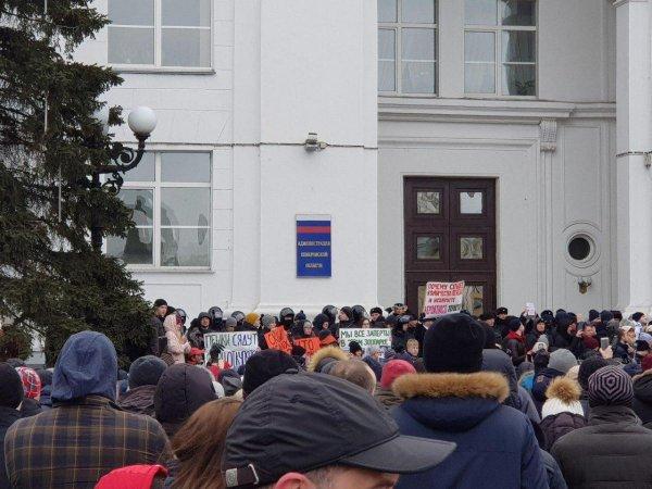 Инициативная группа, которая проверила морги по разрешению мэра Кемерова, рассказала о том, что увидела
