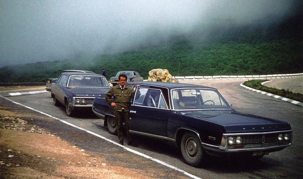 Советский ГАЗ-14 «Чайка» планируют возродить