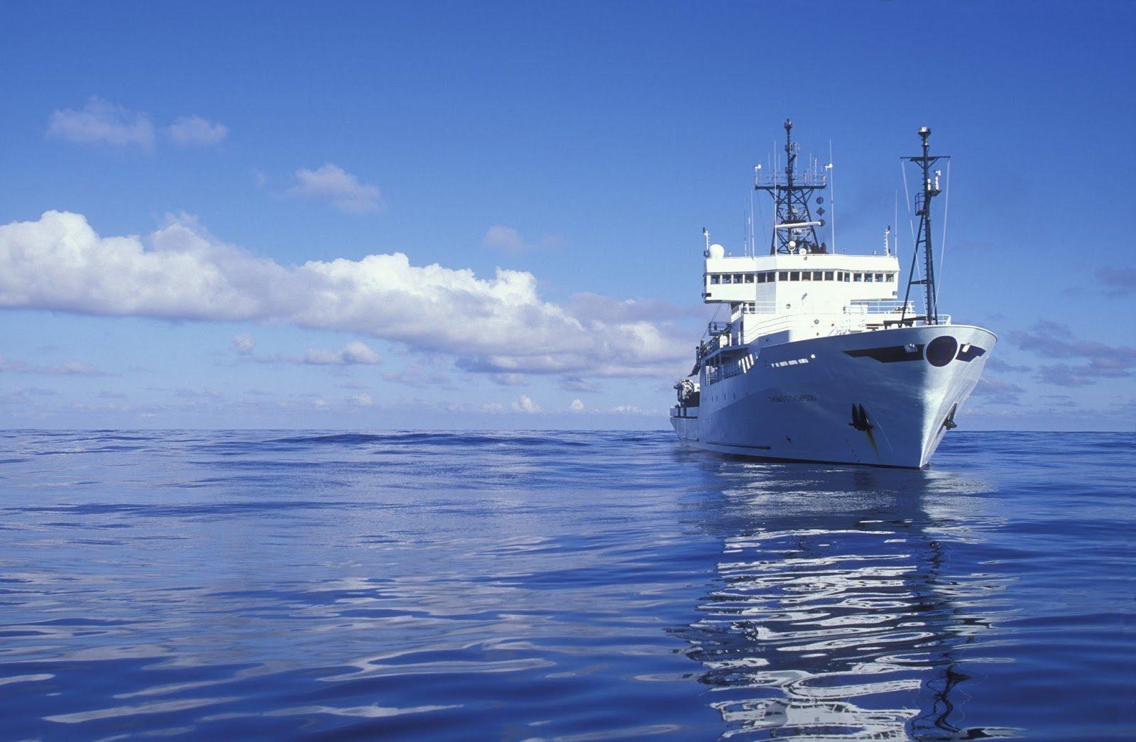 Ученые отыскали вТихом океане огромные залежи редкоземельных металлов