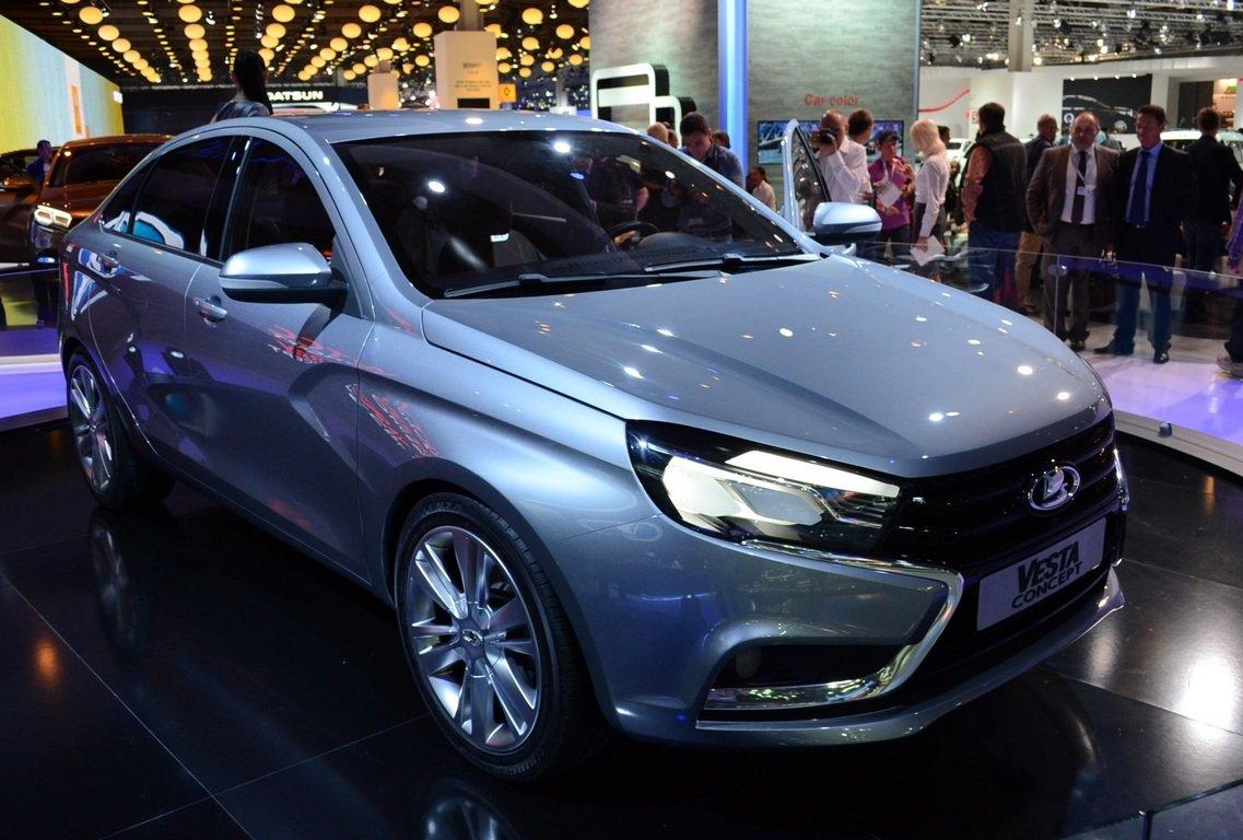 В марте рост продаж «АвтоВАЗа» в России составил 23,3%