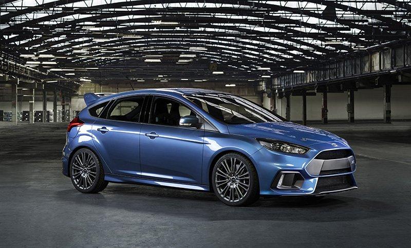 Новый Форд FocusRS будет 400-сильным гибридом